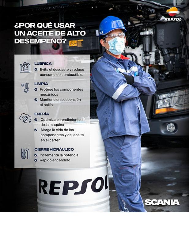 Tips de lubricación by repsol